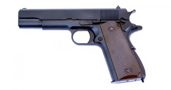 WE 1911 A Black