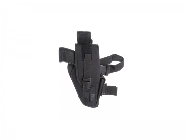 Strike Thigh Holster for DE 50AE Black