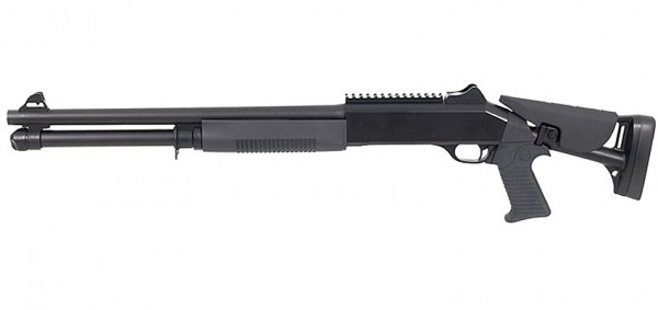Double Eagle M56DL Tri-Shot Shotgun