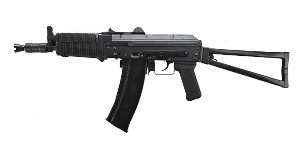 WE AK 74UN GBB Open Bolt Rifle