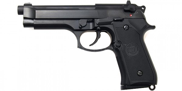 WE M92F New Gen Black