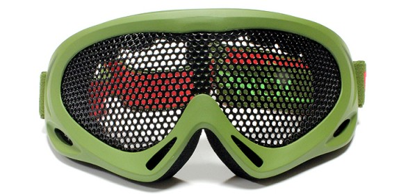 Nuprol Mesh Goggles - OD