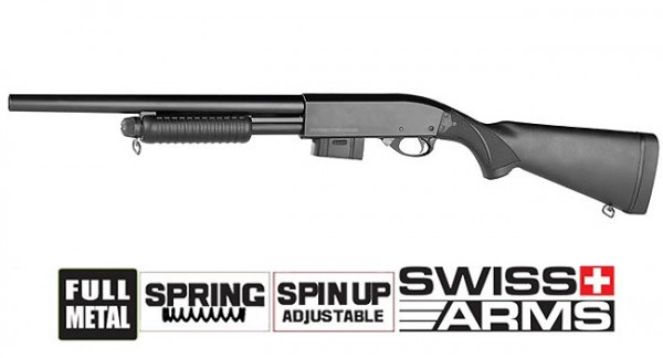 Swiss Arms Shotgun Full Stock