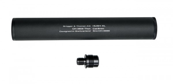 ASG B&T HUSH XL Silencer for SSG69 / AW.308