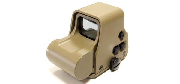 WE 886 Holo Sight Tan