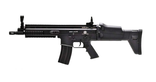 Cybergun FN Herstal MK16 SCAR CQC Light  (Black)