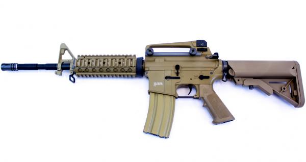 WE M4A1 RIS Gen2 - Tan
