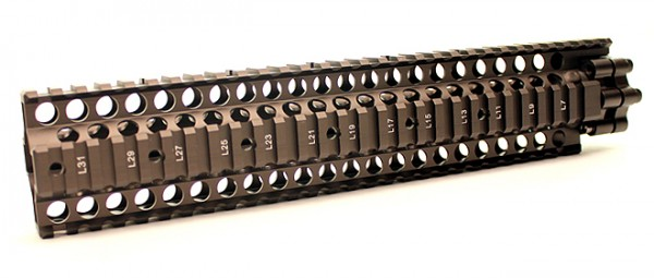 M4/M15 DD Lite Rail 12.0 Dark Brown