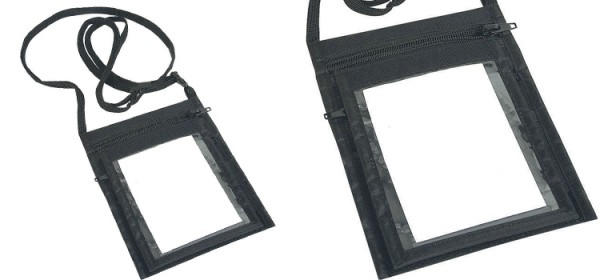 Viper ID Holder Black