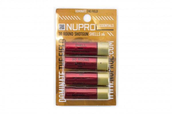 Nuprol Shotgun Shells (4pcs)