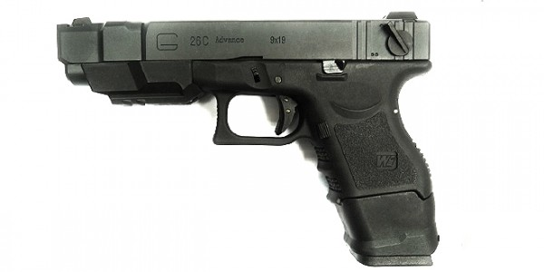 WE G26 Advance Black
