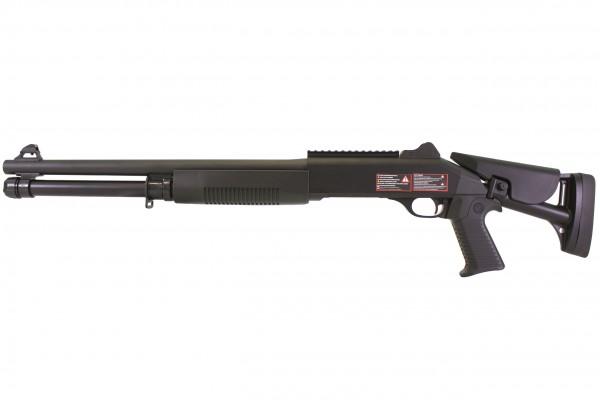 Nuprol Sierra Storm Bravo Tri-shot Shotgun / Metal
