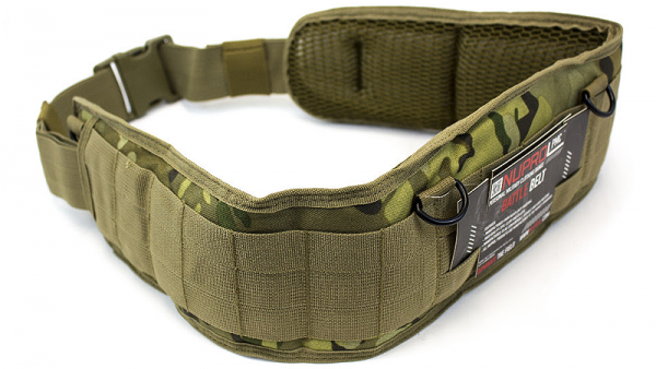 NP PMC Battle Belt / Camo