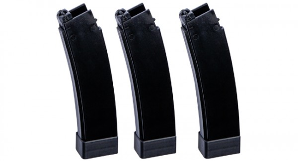 ASG Scorpion Evo Magazine Pack (x3 75rd)