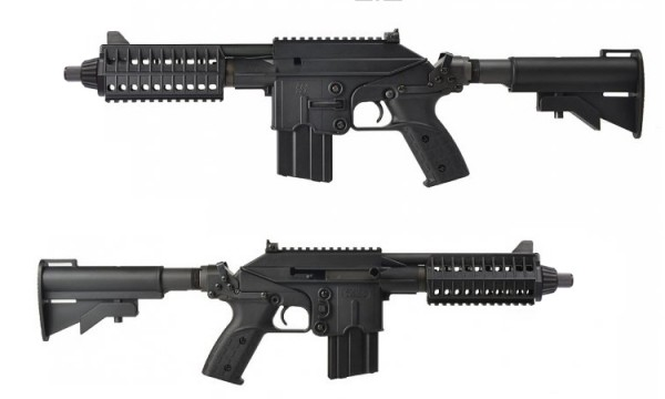 WE KelTec PLR-16 GBB Rifle