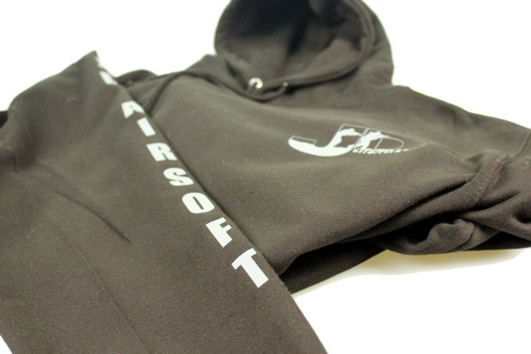 JD Airsoft Hoodie - Never go ...
