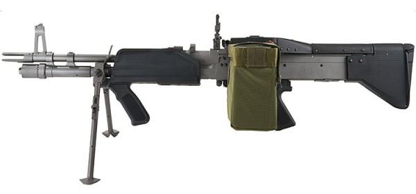 A&K M60 MK43 MOD 0 Navy Seals