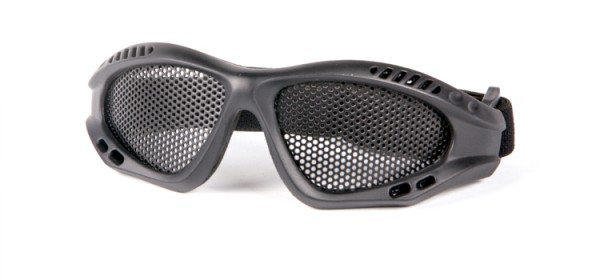 ACM Mesh Glasses Black