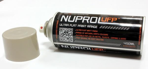 Nuprol UFP Flat Earth Tan - 450ml