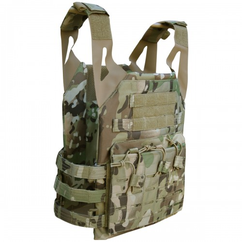 Viper Lazer Special Ops Plate Carrier Black / VCAM