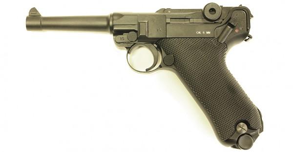 KWC P08 Luger CO2