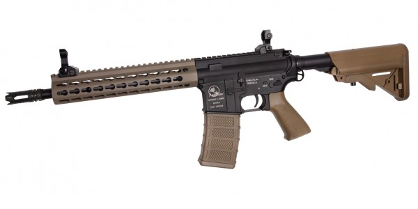 ASG Armalite M15 Assault (metal) / Tan