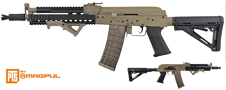 Magpul PTS Beta Project Tactical AK