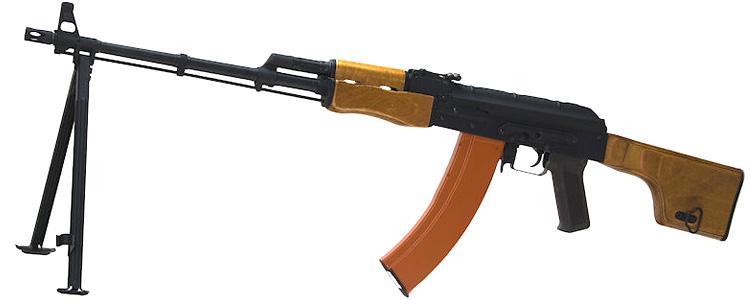 CYMA RPK-74 Wood/Metal