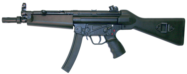 Classic Army B&T MP5 A2 (Wide Forearm) Sportline