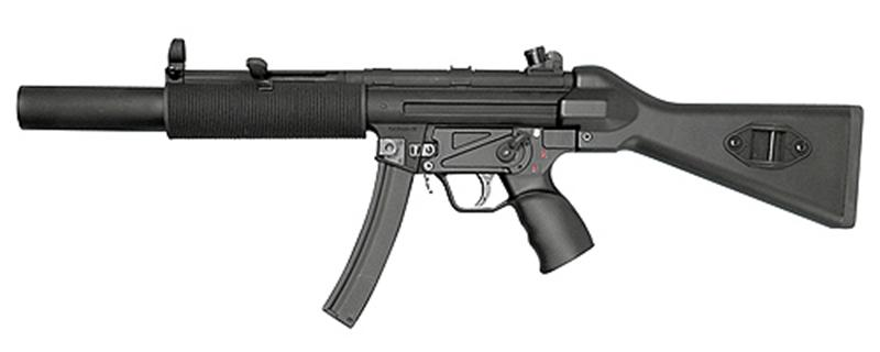 Classic Army B&T MP5 SD2