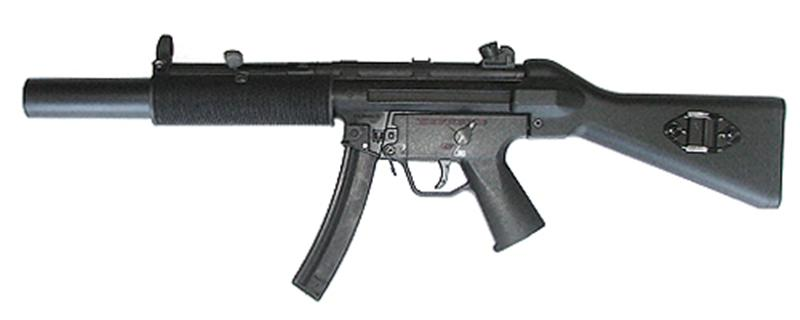 Classic Army B&T MP5 SD5
