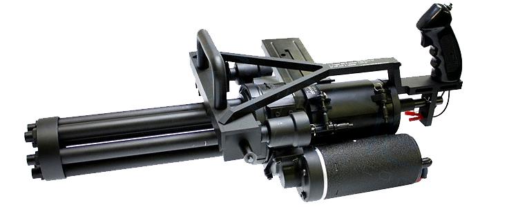 Echo1  M134 Vulcan Minigun (Short)
