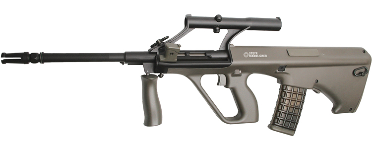 ASG Steyr Aug A1 Military