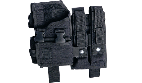 Strike Multi Thigh Holster for MP5K/VZ61/MP7