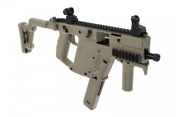 KWA Kriss Vector GBB Tan