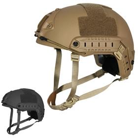Viper Fast Helmet - Tan