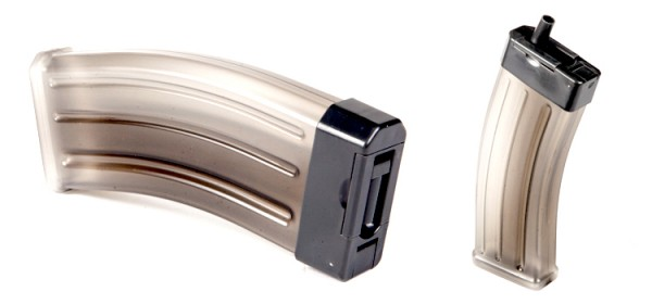 ASG AK Magazine Style BB Container (1200rds)