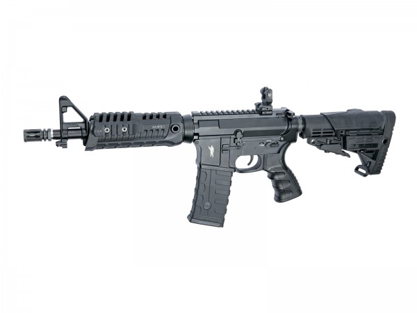 CAA Tactical M4 CQB Black