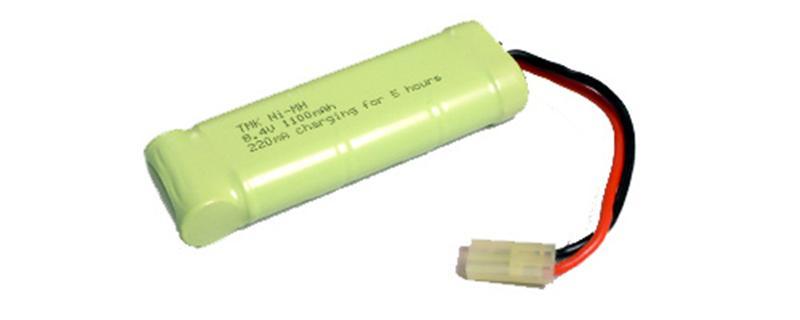 8.4v 1600mAh Generic Battery Pack - SMALL TYPE