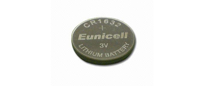 CR1632 Battery for Red Dot Scopes