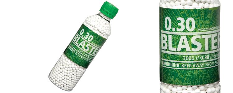 Blaster 0.30g 3000rd Bottle of BB's