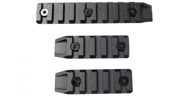 ASG Keymod Rails (Set of 3)