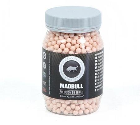 Madbull Precision Tracer 0.2g RED 2000