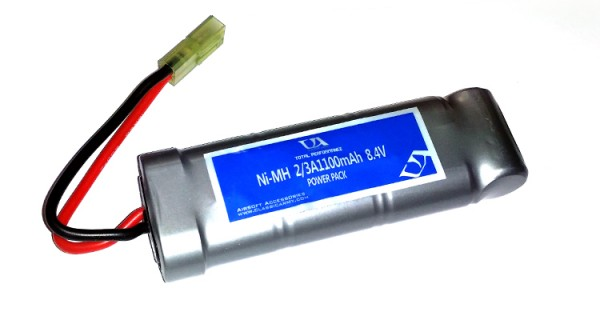 Classic Army 8.4v 1100mAh Battery Small