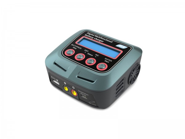 ASG Auto-stop charger - Digital Multi-functional