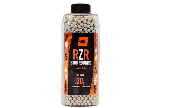 Nuprol RZR 0.30g - 3300rds