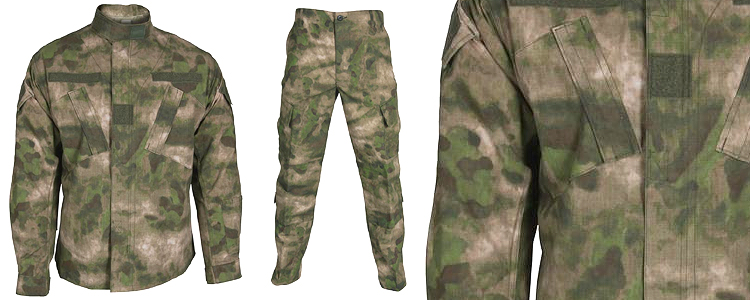 ASi A-TACS FG BDU Set   XL/XXL ONLY