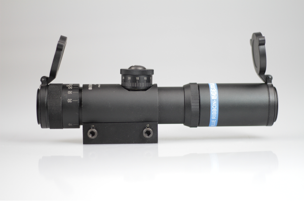 4x21 AO Rifle Scope