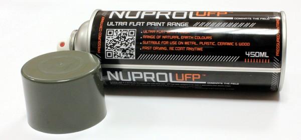 Nuprol UFP Flat OD Green - 450ml