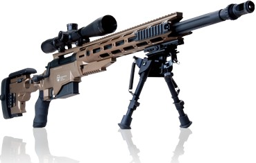 ARES MS338 CNC Sniper Rifle (Tan)